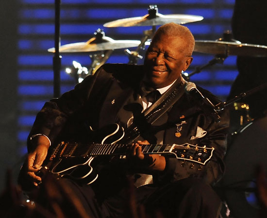 B.B. King // 2009 Grammy Awards Show