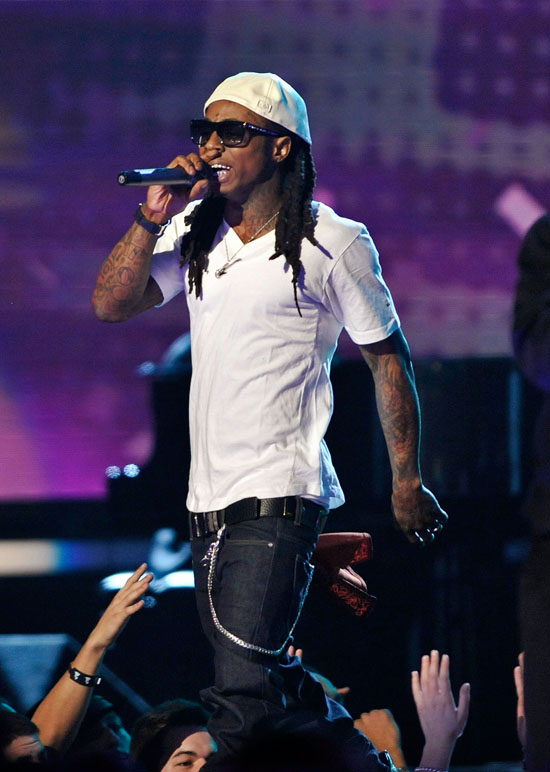 Lil\' Wayne // 2009 Grammy Awards Show