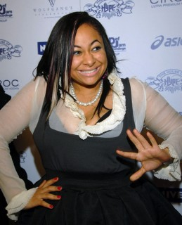 Raven Symone // Def Jam Grammy After Party (2009)