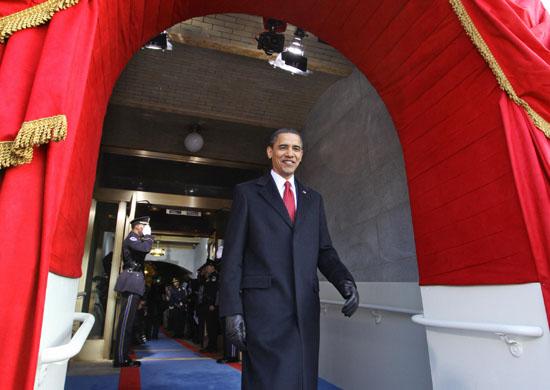 President Barack Obama // Inauguration \'09