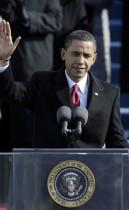 President Barack Obama // Inauguration 2009