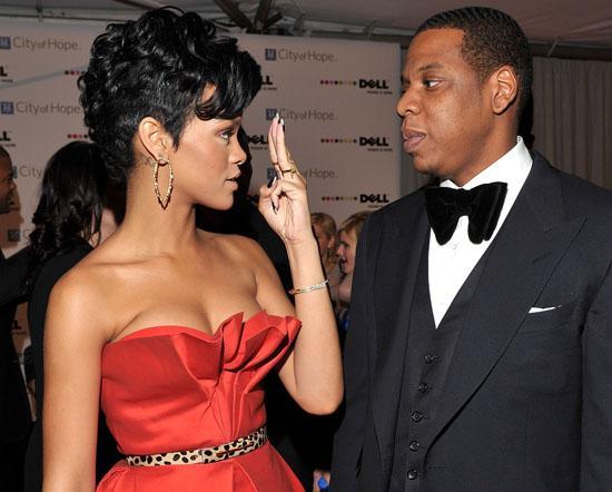 rihanna quotes. Jay-Z and Rihanna
