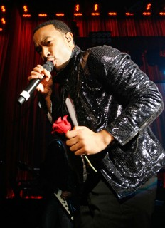 John Legend // Sports Illustrated 2009 Swimsuit Issue Event