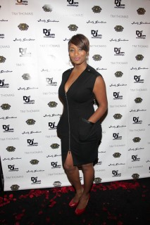 Toccara Jones // Juelz Santana & Tim Thomas\' Birthday Bash in NYC