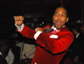 Juelz Santana // Juelz Santana & Tim Thomas\' Birthday Bash in NYC
