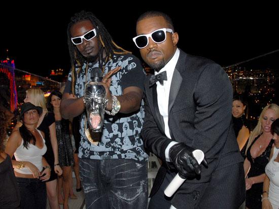 kanye west new album 2009. Kanye West amp; T-Pain
