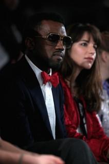 Kanye West // Luella Fashion Show