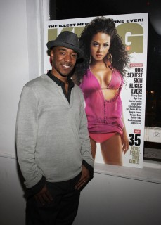 Datwon Thomas // King Magazine\'s 50th Issue Party