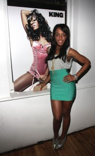 Dawn Richard // King Magazine\'s 50th Issue Party