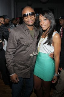 Ron Browz & Dawn Richard // King Magazine\'s 50th Issue Party