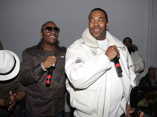 Ron Browz & Busta Rhymes // King Magazine's 50th Issue Party