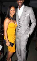 "Lebron James and (girlfriend/babymama) Savannah Brinson // ""Two Kings\"" Dinner And After Party"