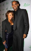 "Tamia and Grant Hill // ""Two Kings\"" Dinner And After Party"