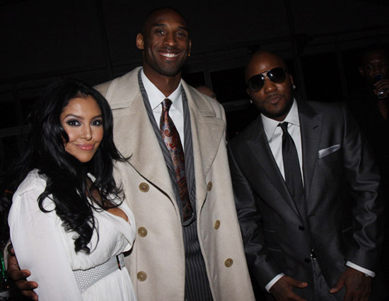 "Vanessa Bryant, Kobe Bryant and Young Jeezy // ""Two Kings\"" Dinner And After Party"