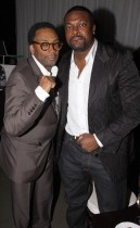 "Spike Lee and Chris Tucker // ""Two Kings\"" Dinner And After Party"