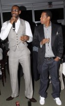 "Lebron James and Jay-Z // ""Two Kings\"" Dinner And After Party"