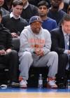 Spike Lee // Knicks vs. Cavs basketball game (02.04.09)