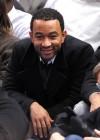 John Legend // Knicks vs. Cavs basketball game (02.04.09)