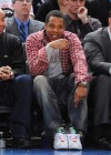 Jay-Z // Knicks vs. Cavs basketball game (02.04.09)