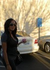 LaLa Vasquez in Hollywood (02.04.09)