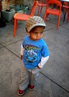 Kiyan Anthony in Hollywood (02.04.09)