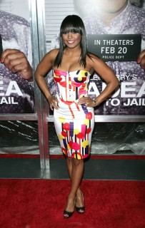 Keisha Knight Pulliam // Madea Goes to Jail Premiere in NYC