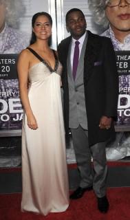 Derek Luke (and wife) Sophia Luke // Madea Goes to Jail Premiere in NYC