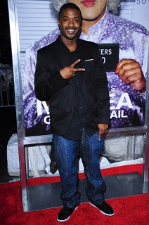Ray J // Madea Goes to Jail Premiere in NYC