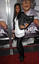 Kenya Barris (America\'s Next Top Model) // Madea Goes to Jail Premiere in NYC