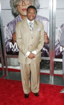 Judge Greg Mathis // Madea Goes to Jail Premiere in NYC