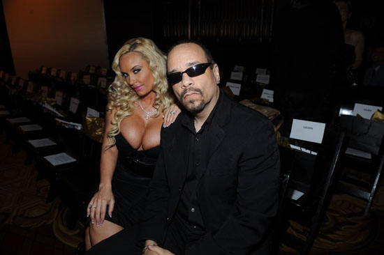 Ice-T & Coco // Baby Phat & KLS Collection Fashion Show