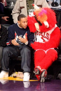 Ludacris // 2009 NBA All-Star Game (Courtside)