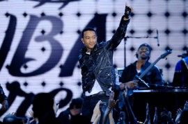 John Legend // // 2009 NBA All-Star Game (Halftime Show)