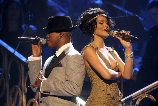 Ne-Yo & Rihanna