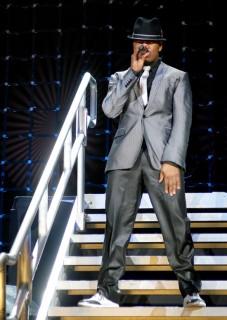"Ne-Yo // \""Year of the Gentleman Tour\"" in Miami"