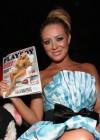 Aubrey O'Day // Playboy March 2009 issue party