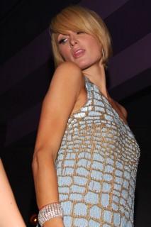Paris Hilton // Playboy March 2009 issue party