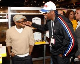 Jermaine Dupri & Chris Tucker // Pop Watch launch in Vegas