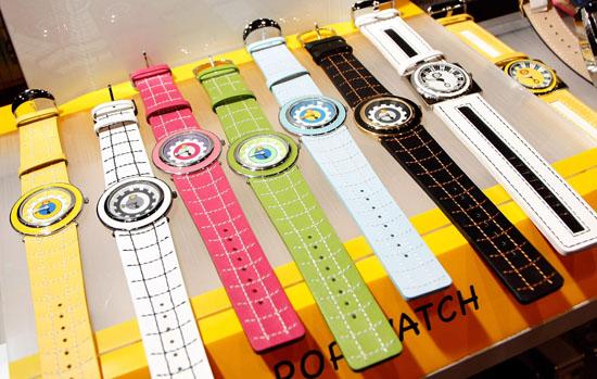Pop Watch launch in Vegas