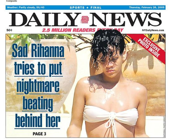 Rihanna spotted in Mexico?