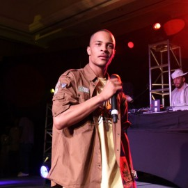 T.I. // Rocawear Retreat Party and Concert