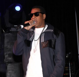 Jay-Z // Rocawear Retreat Party and Concert
