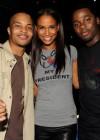 T.I., Joy Bryant and Derek Luke // BET's Rip The Runway 2009 (Backstage)