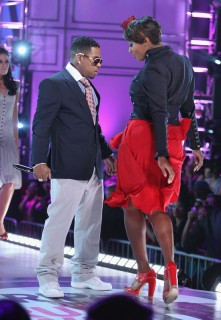 The Dream and Toccara // BET\'s Rip The Runway 2009