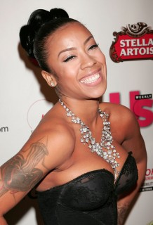 "Keyshia Cole // ""Salute to Grammy Award Nominees\"" Event"