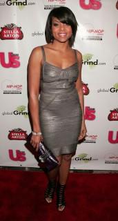 "Taraji P. Henson // \""Salute to Grammy Award Nominees\"" Event"
