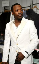 Anthony Hamilton // 51st Annual Grammy Awards Style Studio Day 3