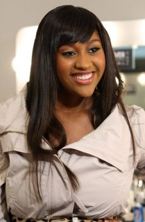 Jazmine Sullivan // 51st Grammy Awards Style Studio (Day 1)