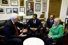 Usher // Hearing to Improve America\'s Commitment To Service And Volunteerism