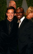 Taye Diggs // 2009 Vanity Fair Oscar Party (Red Carpet)